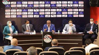 Photo of عاجل.. الاتحاد المصري يعلن موعد عودة الدوري