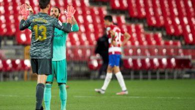Photo of كورتوا يكشف ما قاله زيدان للاعبي ريال مدريد بين الشوطين