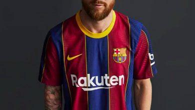 Photo of صور | برشلونة يعلن عن قميصه الجديد