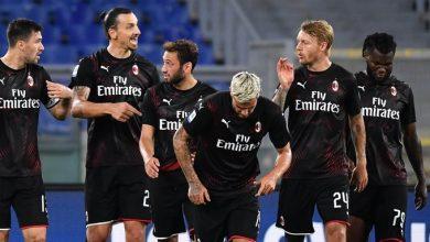 صورة تشكيلة ميلان المتوقعة أمام ساسولو في الدوري الإيطالي