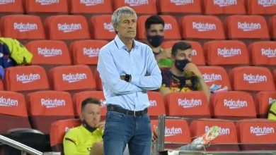 Photo of سيتيين يعترف: برشلونة لم يقدم مباراة جيدة في الديربي