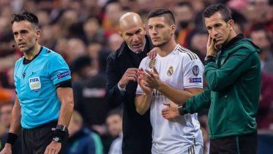 Photo of ريال مدريد يحسم موقفه من رحيل يوفيتش في الصيف