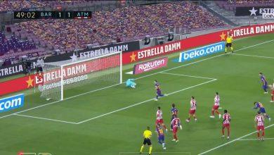 Photo of هدف ميسي في مرمى اتليتكو مدريد 2-1 الدوري الاسباني