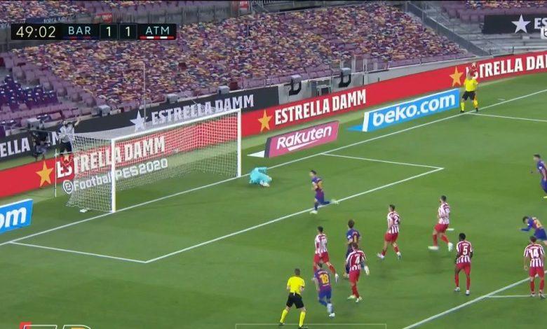 Photo of ملخص مباراة برشلونة واتليتكو مدريد 2-2 الدوري الاسباني