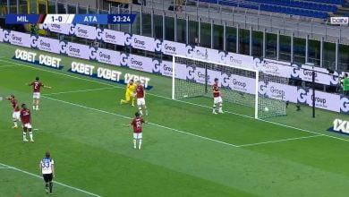 Photo of اهداف مباراة ميلان واتلانتا 1-1 الدوري الايطالي