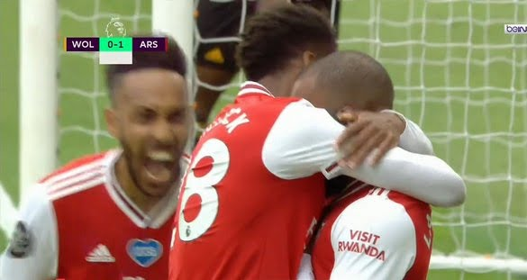 Photo of اهداف مباراة ارسنال وولفرهامبتون 2-0 الدوري الانجليزي