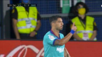 Photo of هدف لويس سواريز في مرمى فياريال 2-1 الدوري الاسباني