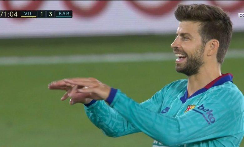 صورة ملخص مباراة برشلونة وفياريال في الدوري الاسباني