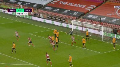 Photo of هدف شيفيلد القاتل في مرمى وولفرهامبتون 1-0 الدوري الانجليزي