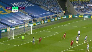 Photo of هدف ليفربول الثاني في مرمى برايتون 2-0 الدوري الانجليزي