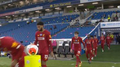 Photo of اهداف مباراة ليفربول وبرايتون 3-1 الدوري الانجليزي