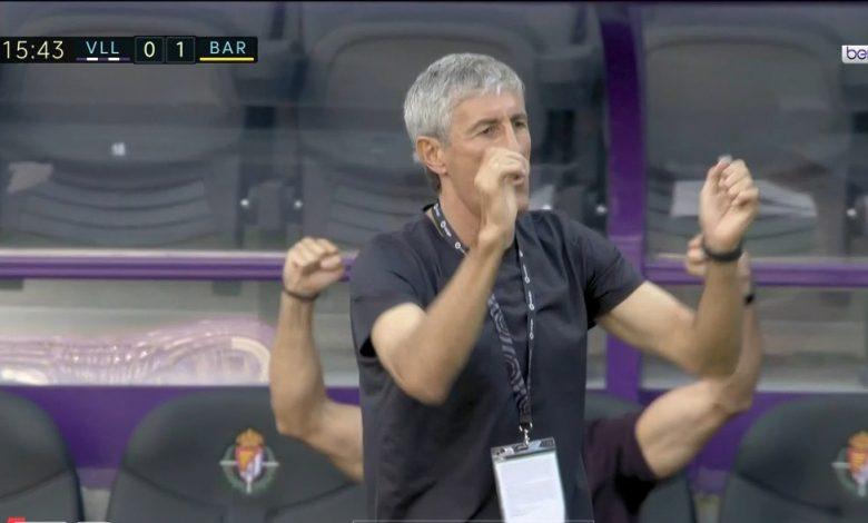 Photo of ملخص مباراة برشلونة وبلد الوليد في الدوري الاسباني