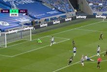 Photo of هدف رحيم ستيرلينج في مرمى برايتون 1-0 الدوري الانجليزي