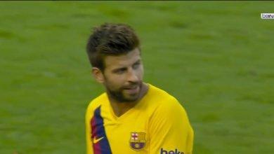 صورة اهداف مباراة برشلونة وبلد الوليد 1-0 الدوري الاسباني