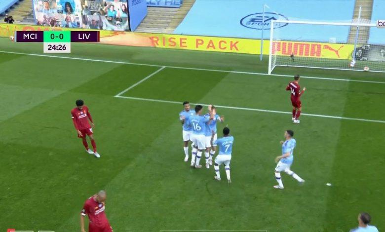 Photo of ملخص مباراة مانشستر سيتي وليفربول 4-0 تعليق حفيظ دراحي
