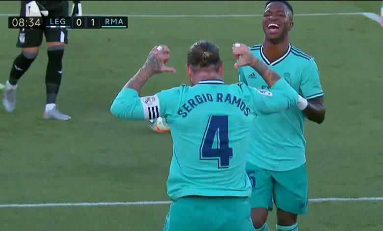 Photo of ملخص مباراة ريال مدريد وليغانيس في الدوري الاسباني