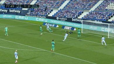 Photo of هدف ليغانيس الثاني في مرمى ريال مدريد 2-2 تعليق عصام الشوالي