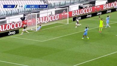 Photo of هدف كريستيانو رونالدو الثاني في مرمى لاتسيو 2-0 الدوري الايطالي