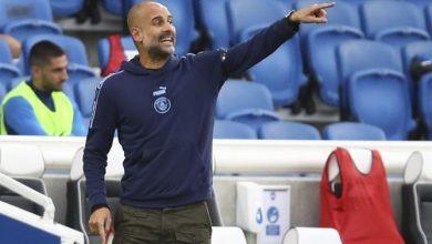 Photo of جوارديولا: نجوم مانشستر سيتي يستحقون اللعب في دوري الأبطال