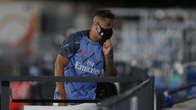 Photo of ماريانو يتغيب عن تدريبات ريال مدريد بسبب الإصابة