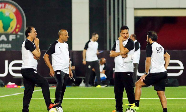 صورة حسام البدري: نملك استراتجية عمل وهناك ثقة بالمدرب الوطني