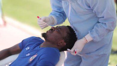 Photo of لاعبو الأهلي يخضعون للمسحة الطبية السابعة للكشف عن فيروس كورونا