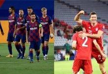 Photo of التشكيل المُتوقع لقمة برشلونة وبايرن ميونيخ في ربع نهائي دوري أبطال أوروبا