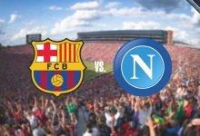 Photo of موعد مباراة برشلونة ونابولي في دوري أبطال أوروبا والقنوات الناقلة