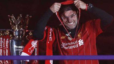 صورة رسمياً.. يورجن كلوب يُتوج بجائزة أفضل مدرب في الدوري الإنجليزي
