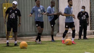 تدريبات الشباب السعودي