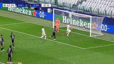 Photo of هدف كريستيانو رونالدو في مرمى ليون 1-1 تعليق حفيظ دراجي