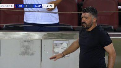 Photo of ملخص مباراة برشلونة ونابولي في دوري ابطال اوروبا