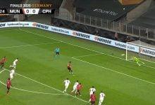 Photo of هدف برونو فيرنانديز في مرمى كوبنهاغن 1-0 الدوري الاوروبي