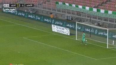 Photo of اهداف مباراة الاهلي والحزم 3-2 الدوري السعودي