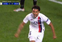 Photo of هدف تعادل باريس سان جيرمان في مرمى اتلانتا 1-1 دوري ابطال اوروبا