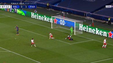 صورة اهداف مباراة باريس سان جيرمان ولايبزيج 3-0 دوري ابطال اوروبا
