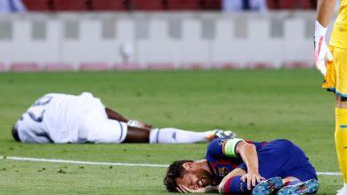Photo of كيكي سيتيين يكشف طبيعة إصابة ميسي وموقفه من مباراة بايرن ميونخ