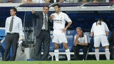 Photo of فيجو يعارض ريفالدو بسبب مدرب ريال مدريد السابق: أسوأ مدرب عملت معه!