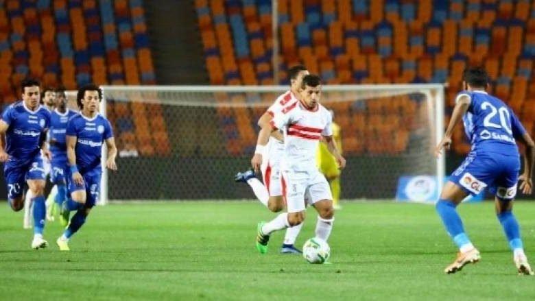 صورة تفوق دائم للزمالك على أسوان في الدوري المصري