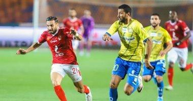 صورة تفوق دائم للأهلي أمام طنطا في الدوري المصري