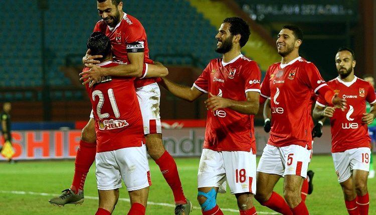 تشكيلة الأهلي الم توقعة أمام الإسماعيلي في الدوري المصري بالجول