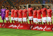 صورة تشكيلة الأهلي المُتوقعة أمام طنطا في الدوري المصري