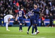 صورة تفوق دائم لباريس سان جيرمان على أنجيه في الدوري الفرنسي