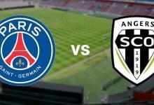 صورة موعد مباراة باريس سان جيرمان وأنجيه في الدوري الفرنسي والقنوات الناقلة