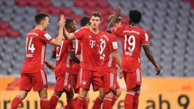 صورة التشكيل المُتوقع لبايرن ميونيخ أمام شالكه في الدوري الألماني