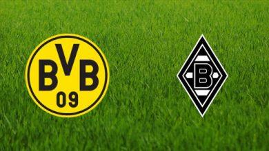 صورة موعد مباراة بوروسيا دورتموند وبوروسيا مونشنغلادباخ في الدوري الألماني