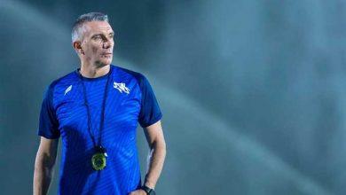 صورة كارتيرون: المُدرب دائماً ما يكون المسؤول الأول سواء في تحقيق الفوز أو الخسارة