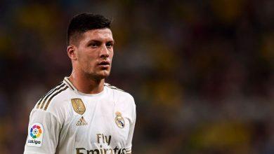 صورة آس: زين الدين زيدان يوافق على إعارة لاعبه الصربي لوكا يوفيتش