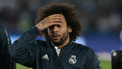صورة الإصابة تمنع مارسيليو من المُشاركة أمام ريال بيتيس