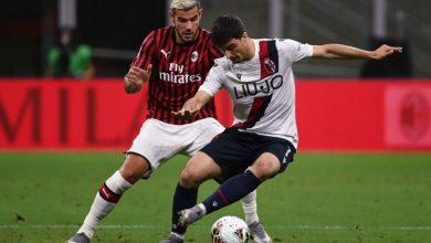 صورة تاريخ مواجهات ميلان وبولونيا في الدوري الإيطالي